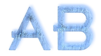 3D Realistic Ice Text Effect Creator