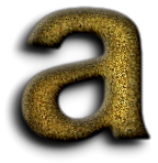 Top Golden Text Effect