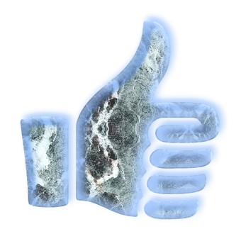 Realistic 3D Ice Logo Effect 12