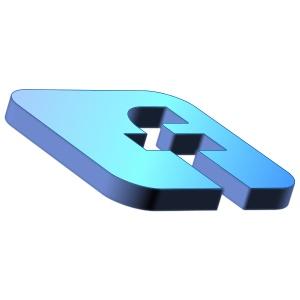 3D Tech and Social Logo Generator - Create 3D social icons