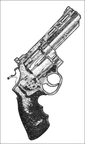 gun_photo_to_pencil_drawing