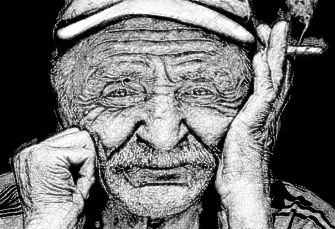 Realistic Pencil Sketch Photo Effect 17