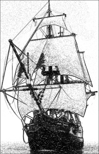 ship_photo_to_pencil_drawing