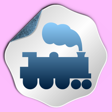 Transport Sticker and Label Effect