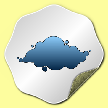 Weather Sticker and Label Effect