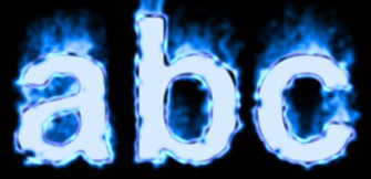 Fire Text Effect 7