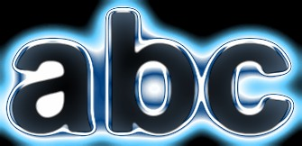 Blue Light and Glow Text Effect 13