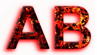 Realistic 3D Lava Text Effect 5