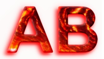 Realistic 3D Lava Text Effect 6
