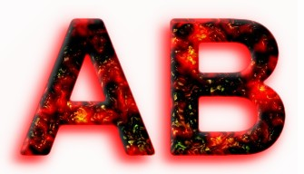 Realistic 3D Lava Text Effect 7