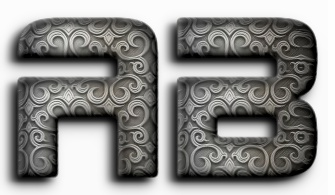Realistic 3D Metallic Text Effect 33