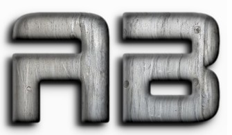 Realistic 3D Metallic Text Effect 45