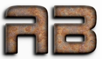 Realistic 3D Rusty Metal Text Effect 16