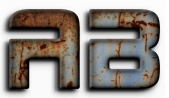Realistic 3D Rusty Metal Text Effect 19