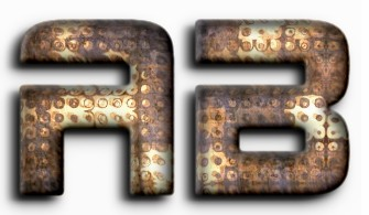 Realistic 3D Rusty Metal Text Effect 23