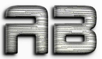 Realistic 3D silver Text Effect 8