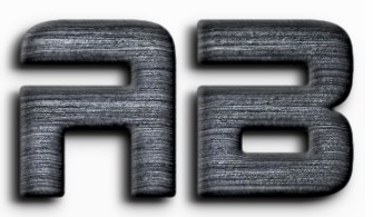 Realistic 3D Steel Text Effect 14