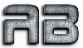 Realistic 3D Steel Text Effect 17