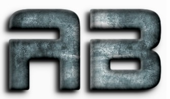 Realistic 3D Steel Text Effect 18