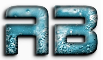 Realistic 3D Water Text Effect 1