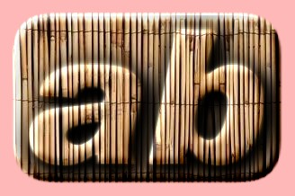 Embossed Bamboo Text Effect 009