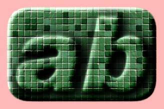 Embossed Brick Text Effect 008