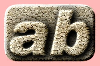 Embossed Brick Text Effect 020