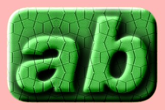 Embossed Brick Text Effect 029