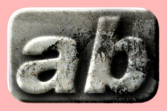 Embossed Concrete Text Effect 002