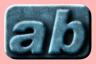 Embossed Concrete Text Effect 004