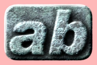 Embossed Concrete Text Effect 012