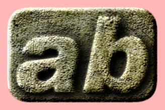 Embossed Concrete Text Effect 015