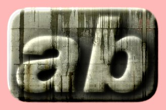 Embossed Concrete Text Effect 024