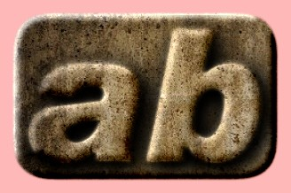 Embossed Concrete Text Effect 027