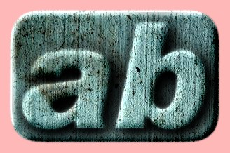 Embossed Concrete Text Effect 043