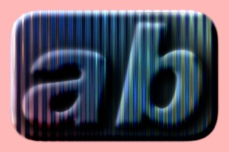 Embossed Glass Text Effect 018