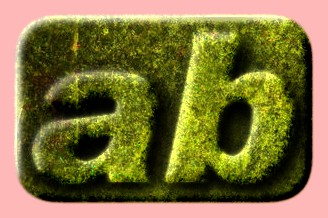 Embossed Grunge Text Effect 026