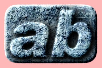 Embossed Ice Text Effect 008