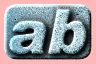 Embossed Ice Text Effect 010