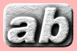 Embossed Ice Text Effect 019