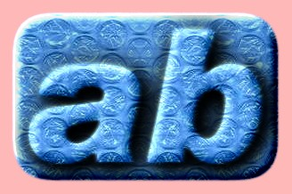 Embossed Plastic Text Effect 007