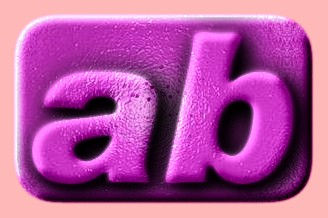Embossed Plastic Text Effect 009