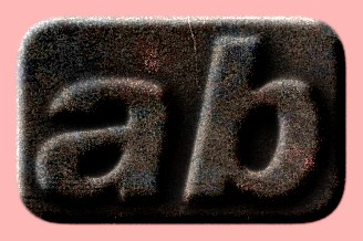 Embossed Rust Text Effect 010