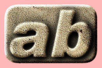 Sand Embossed Text Effect Generated Online