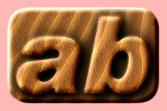 Embossed Sand Text Effect 010