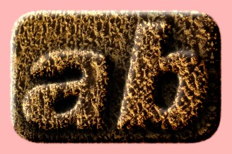 Embossed Sand Text Effect 012