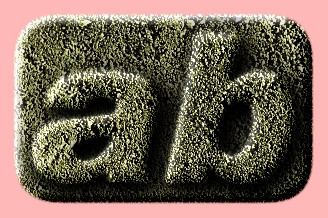 Embossed Sand Text Effect 017