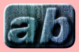 Embossed Stone Text Effect 030