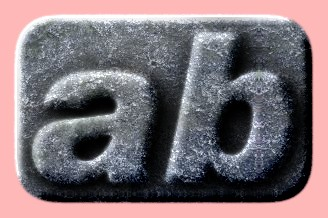 Embossed Stone Text Effect 035