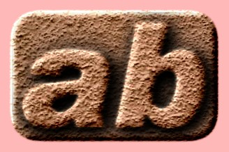 Embossed Stone Text Effect 063